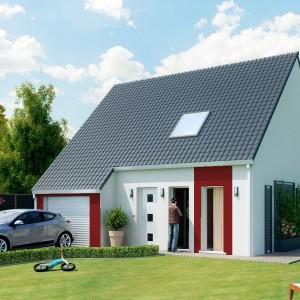 Construire sa maison pas cher constructeur low cost de qualit for Prix une maison a construire