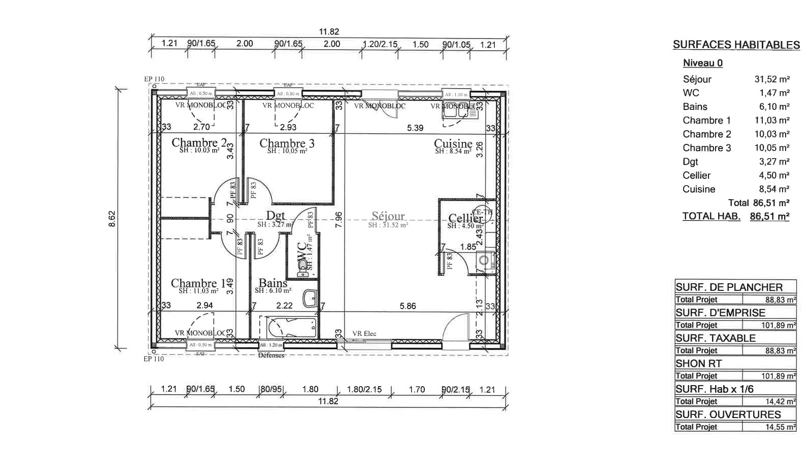 Maison design 86 tout petit prix for Plan decoration maison