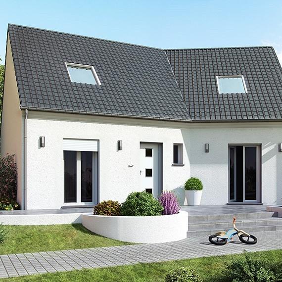 Maison petit prix plans et mod les de maisons - Construction maison petit budget ...