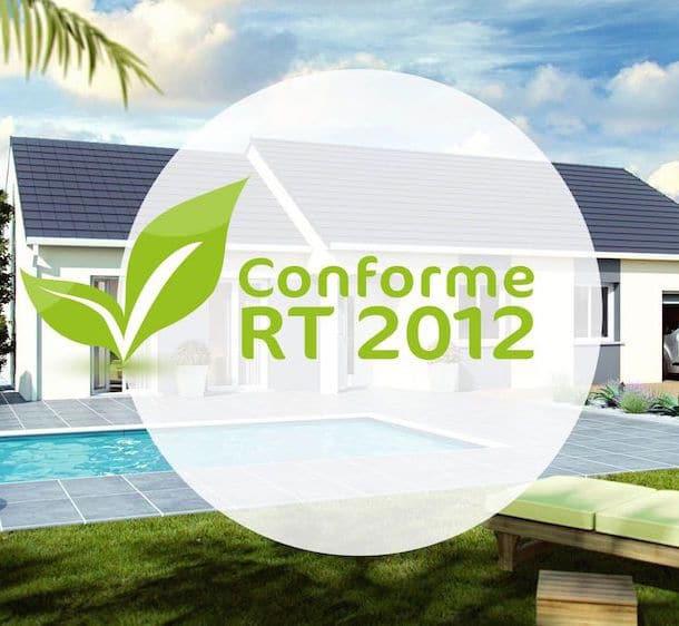 Nouvelle r glementation thermique rt2012 construire sa for Prix maison rt 2012