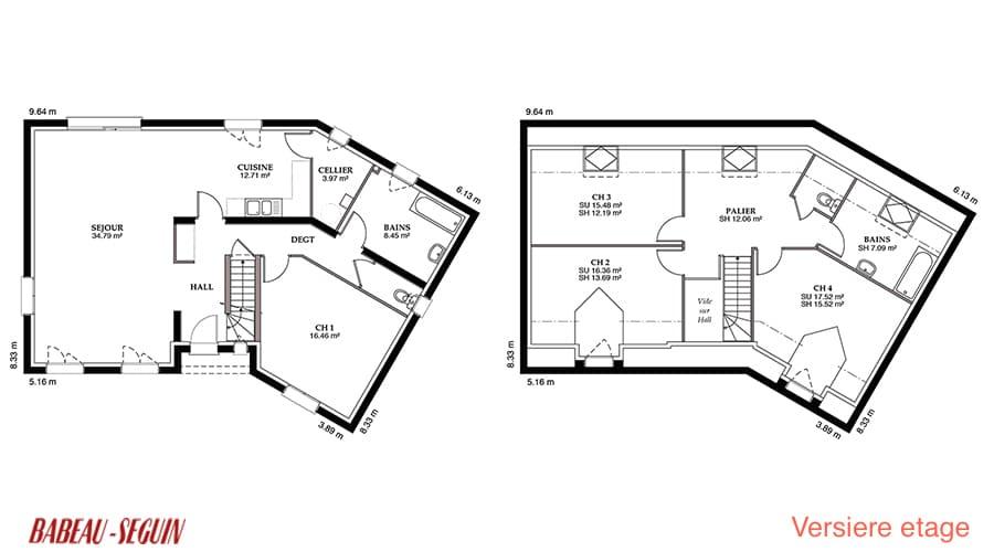 maison versiere r 1 pour petits budgets. Black Bedroom Furniture Sets. Home Design Ideas
