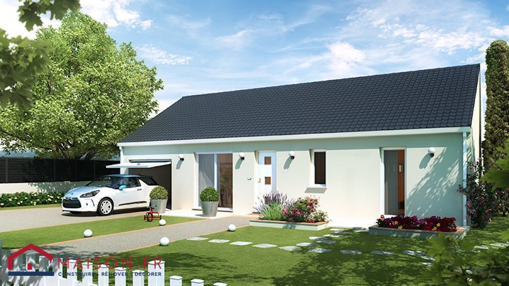 maison focus 80 modele low cost 100 bbc rt2012 ForMaison Contemporaine Pas Cher