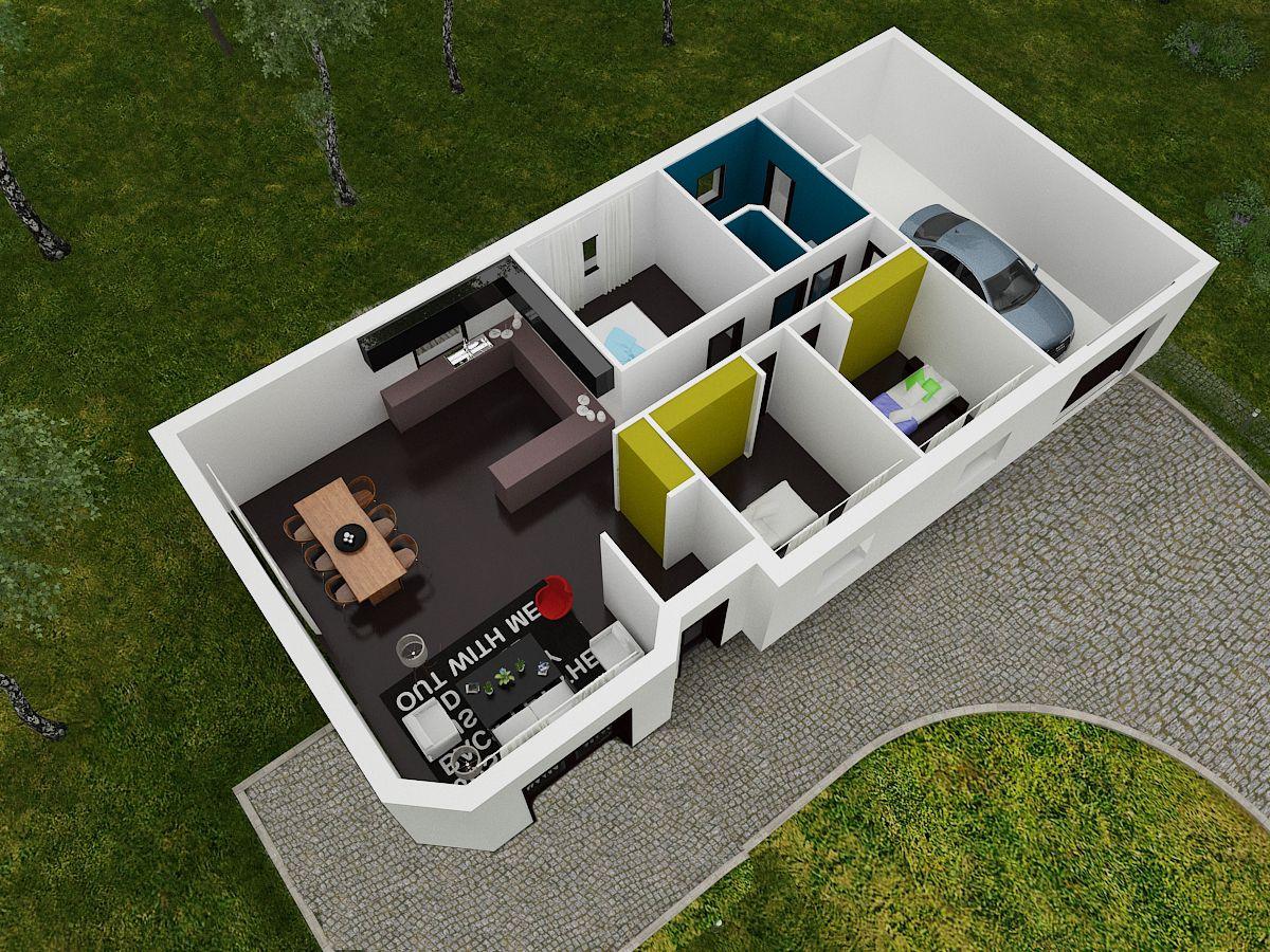 maison design melodie. Black Bedroom Furniture Sets. Home Design Ideas