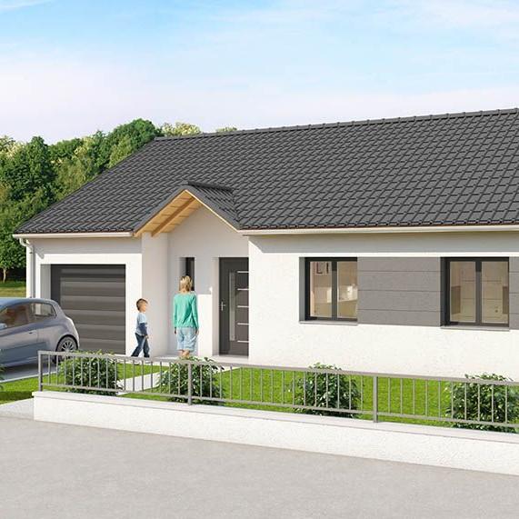 prix d une maison plein pied 100m2 vente maison with prix d une maison plein pied 100m2 cool. Black Bedroom Furniture Sets. Home Design Ideas