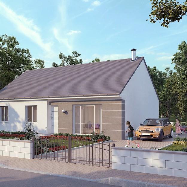 Maison petit prix plans et mod les de maisons for Accessoires maison pas cher