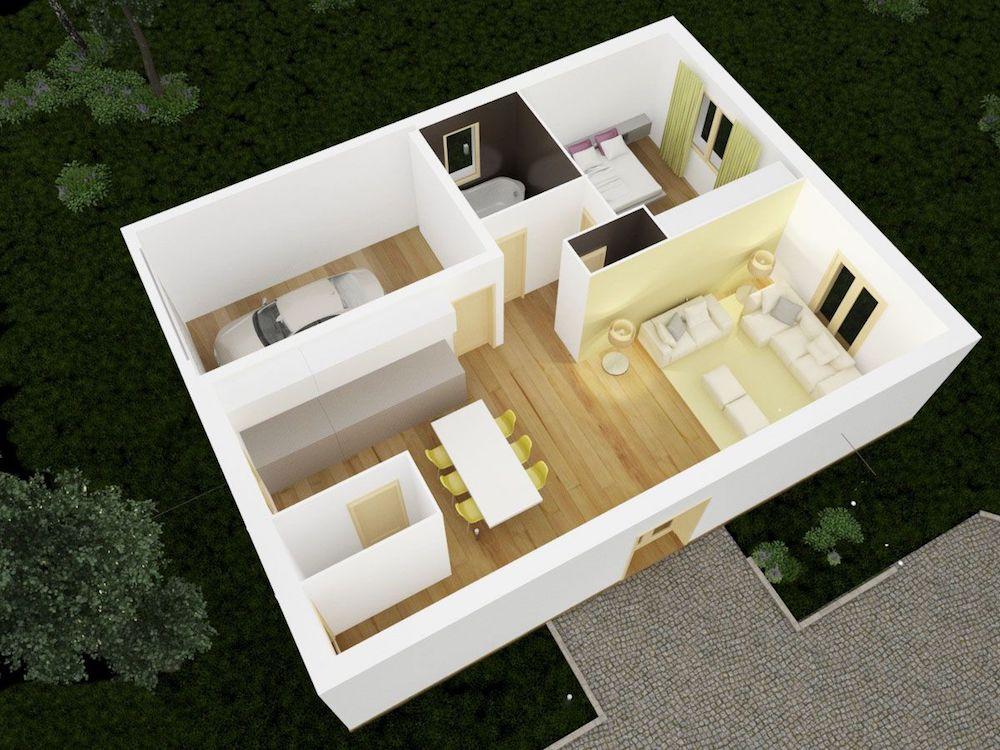 Notre Plus Petite Maison