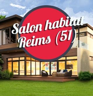 Salon carrement habitat reims 51 du 9 au 11 octobre for Super u frignicourt
