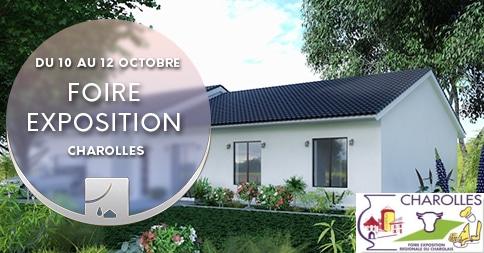 Foire de charolles 10 au lundi 12 octobre construire sa for Constructeur de maison individuelle low cost