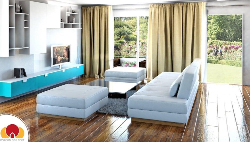 grande maison traditionnelle petit prix. Black Bedroom Furniture Sets. Home Design Ideas