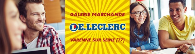 Babeau seguin e leclerc de varennes sur seine du au for Leclerc varennes
