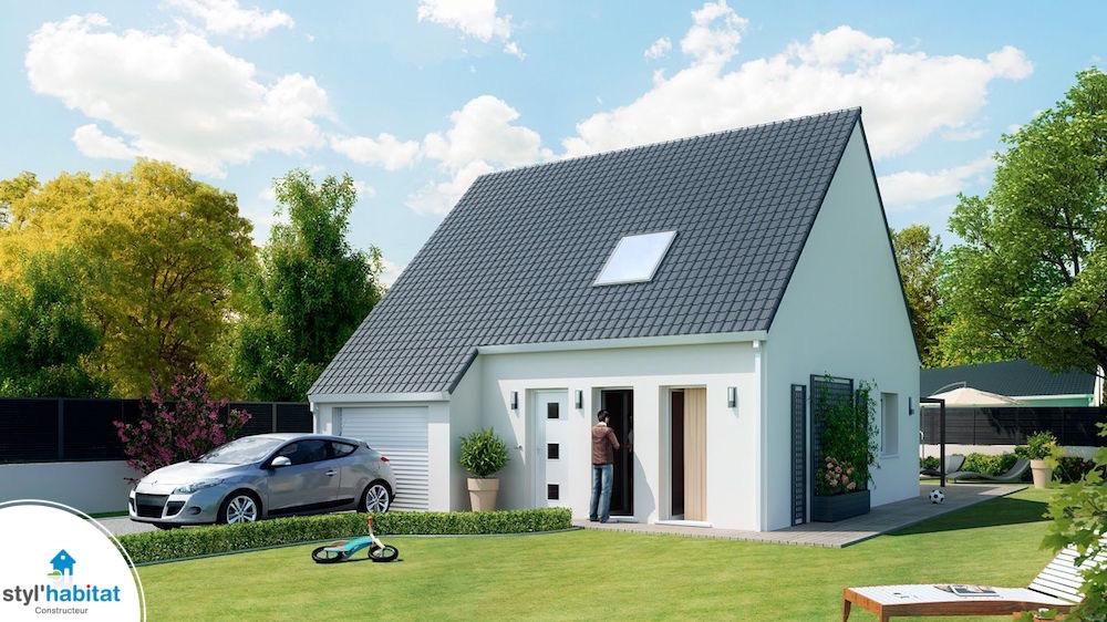 Nouvelle gamme de maisons petit prix construire sa for Modele maison pas cher