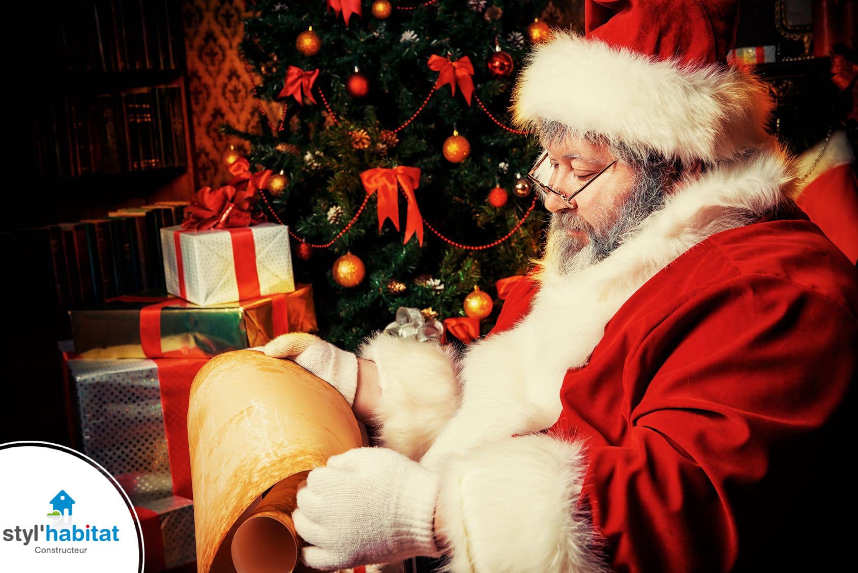 pere noel liste cadeaux