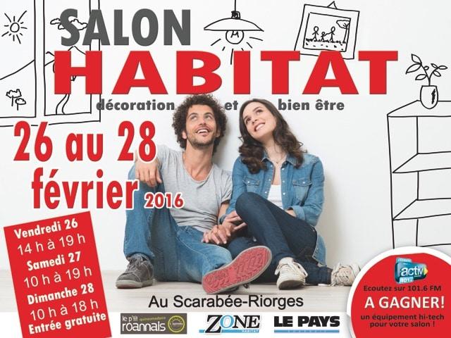 Salon Habitat fév 2016