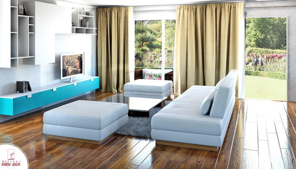 Meziere living room