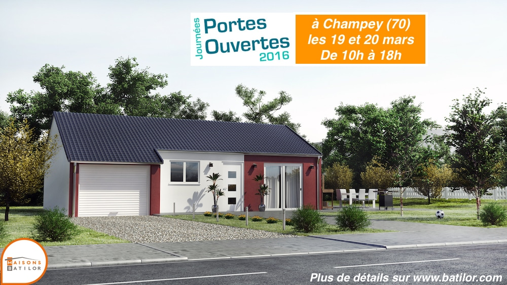 Portes ouvertes a champey 70 les 19 et 20 mars 2016 for Porte ouverte constructeur