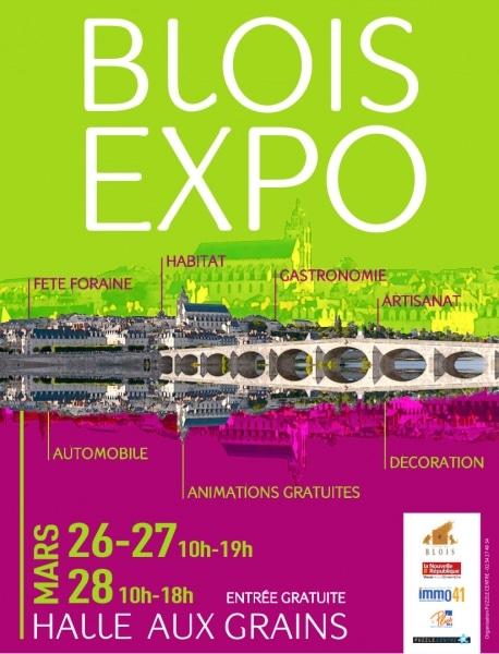 Blois 41 expo