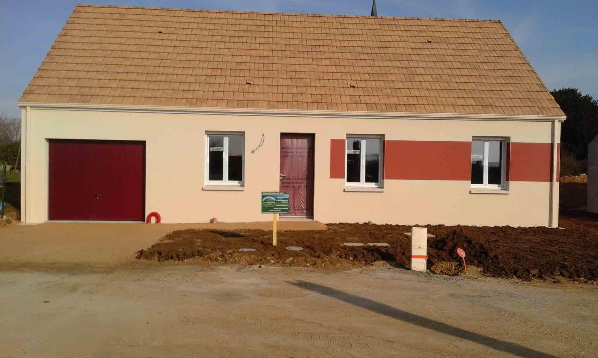 Constructeur maison pas cher sarthe for Maison pas cher