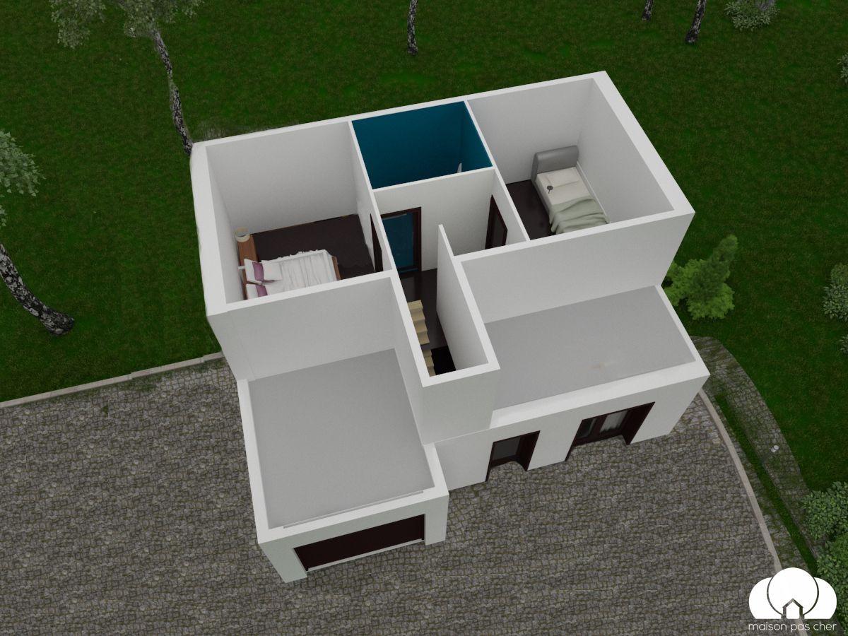 Acces une maison qui porte bien son nom - Porte de garage petit prix ...