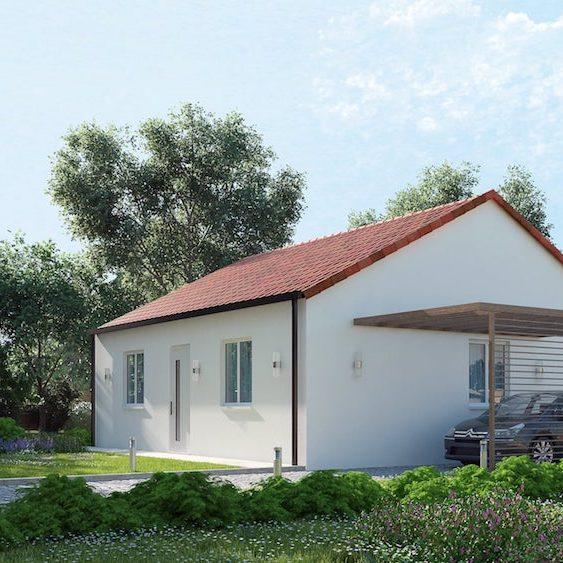 Maison petit prix plans et mod les de maisons for Maison de constructeur prix