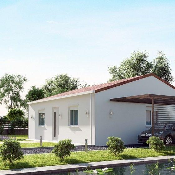 Maison à petit prix - Plans et modèles de maisons