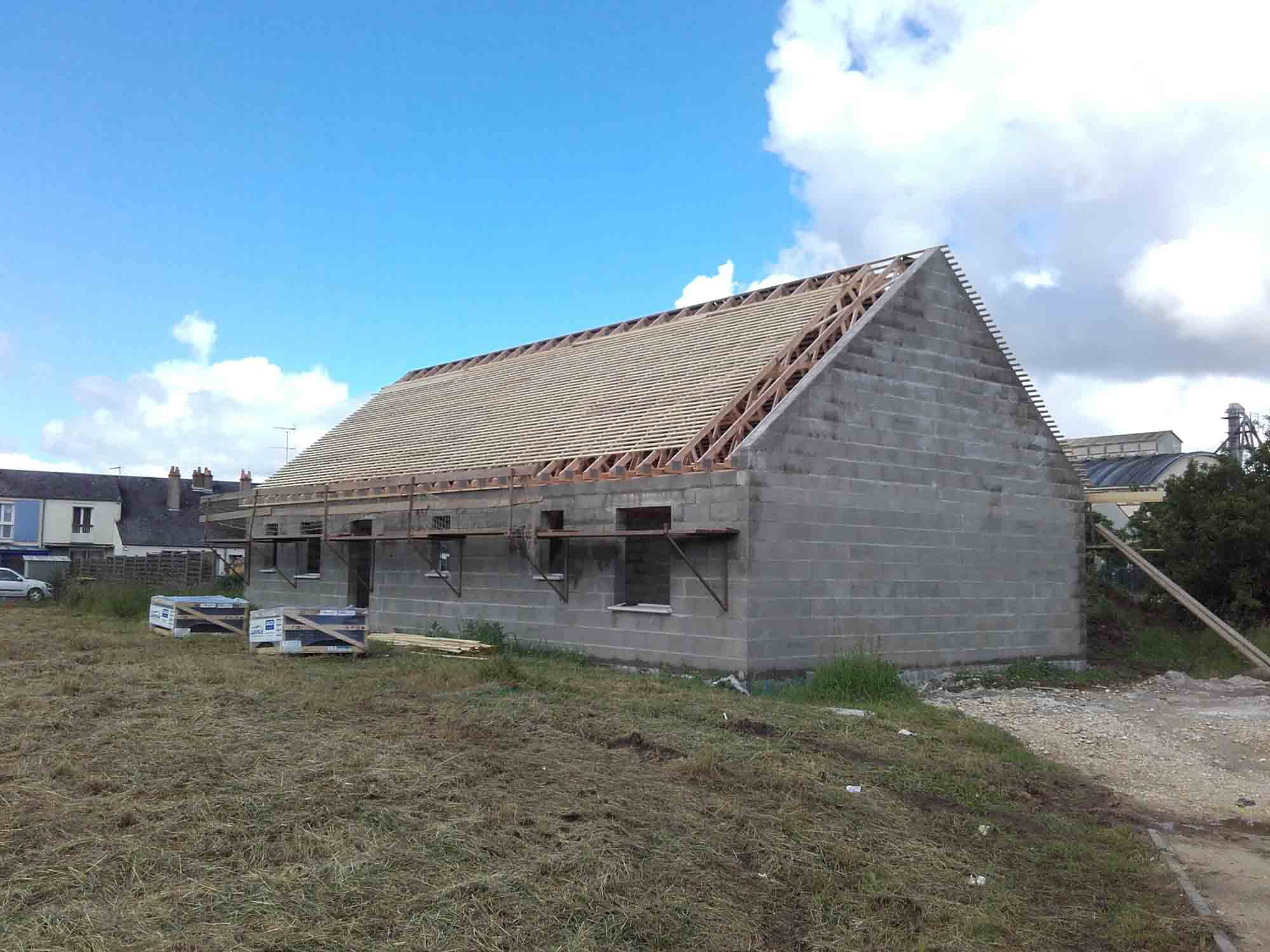 Construction sur la commune de loches construire sa maison for Construction maison pas cher