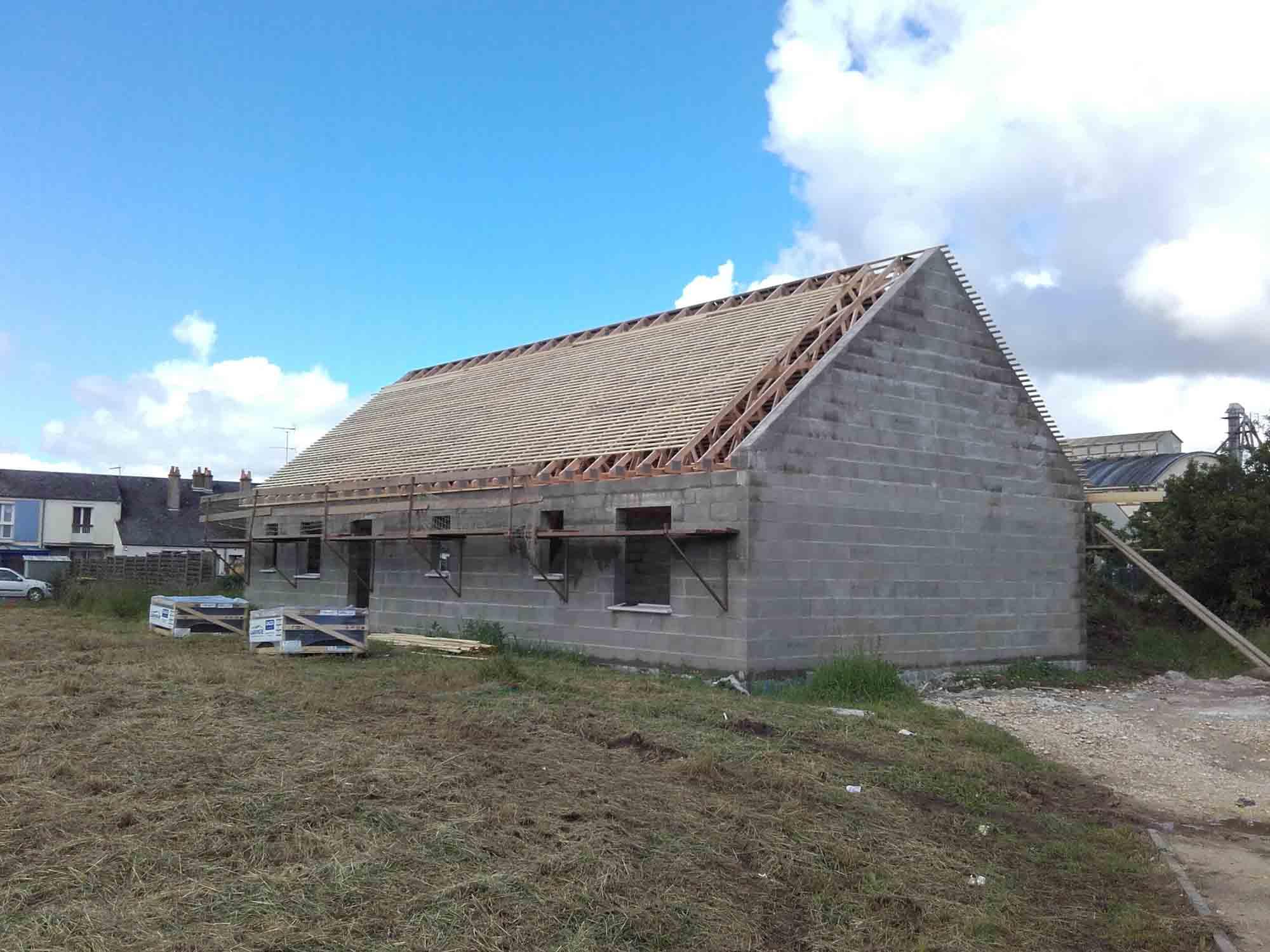 Construction sur la commune de loches construire sa maison for Construction de maison pas cher