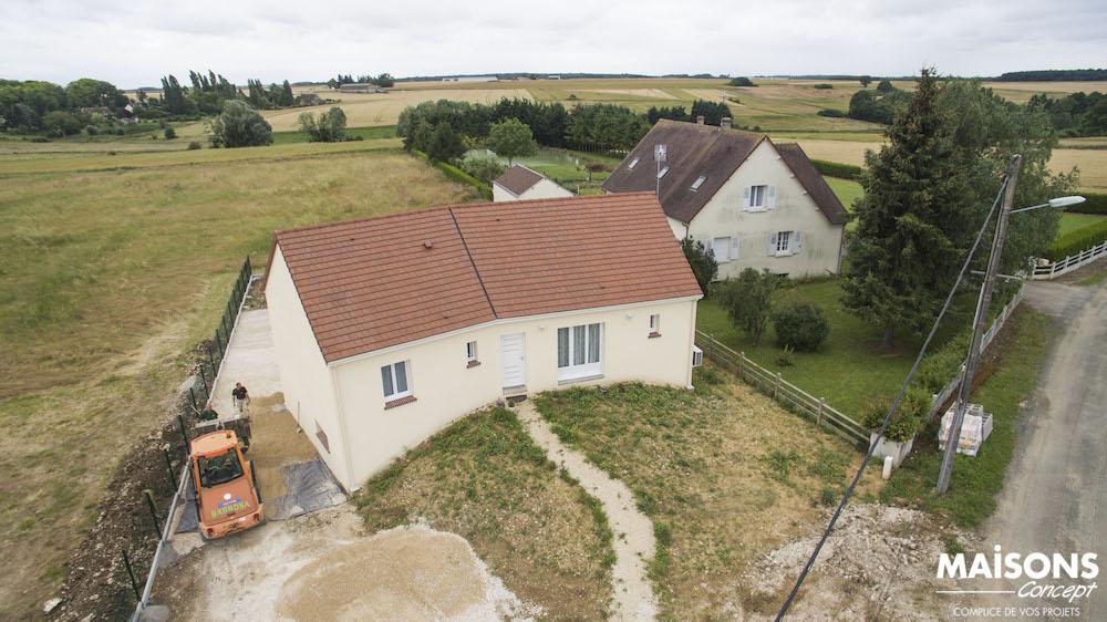 Maison traditionnelle construire sa maison pas cher for Construire une maison traditionnelle