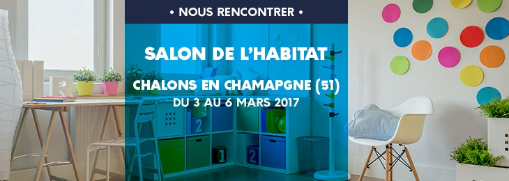 Venez nous rencontrer au salon de l habitat et du for Salon de l habitat chambery 2017
