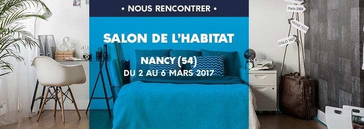 Venez nous rencontrer au salon de l habitat et deco de for Salon de l habitat chambery 2017