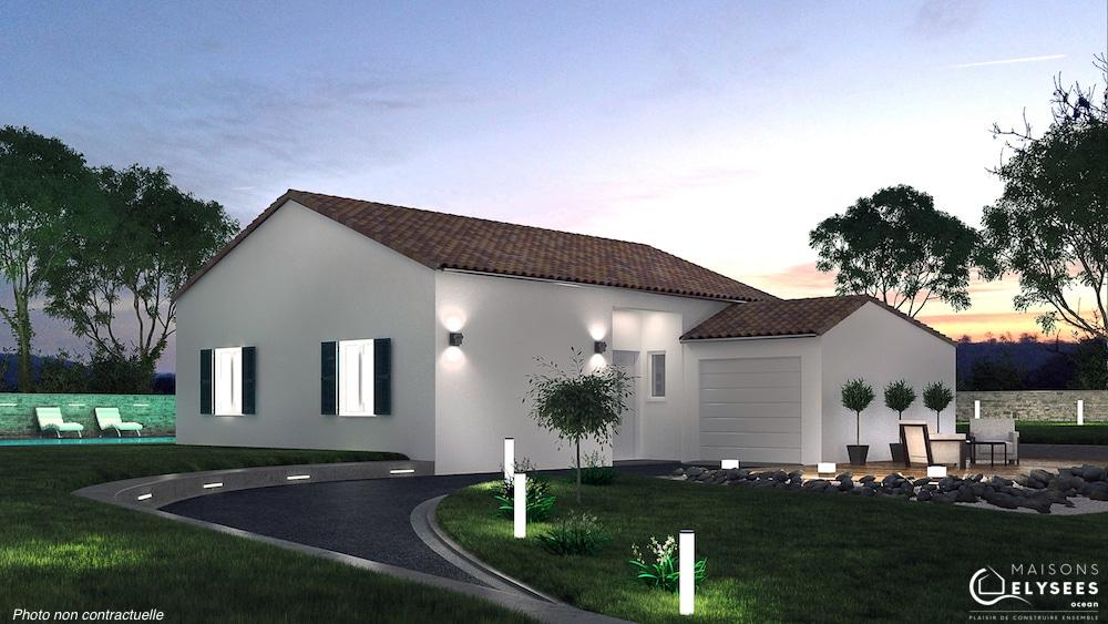 Construire sa maison prix duune maison ossature bois en - Prix pour construire sa maison ...