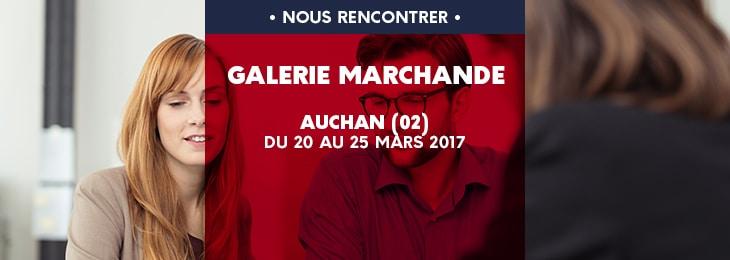 Venez nous rencontrer a auchan de st quentin 02 du 20 au for Auchan saint quentin adresse