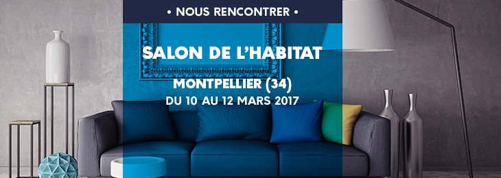 venez nous rencontrer au salon de l immobilier de montpellier 34 du 10 au 12 mars 2017. Black Bedroom Furniture Sets. Home Design Ideas