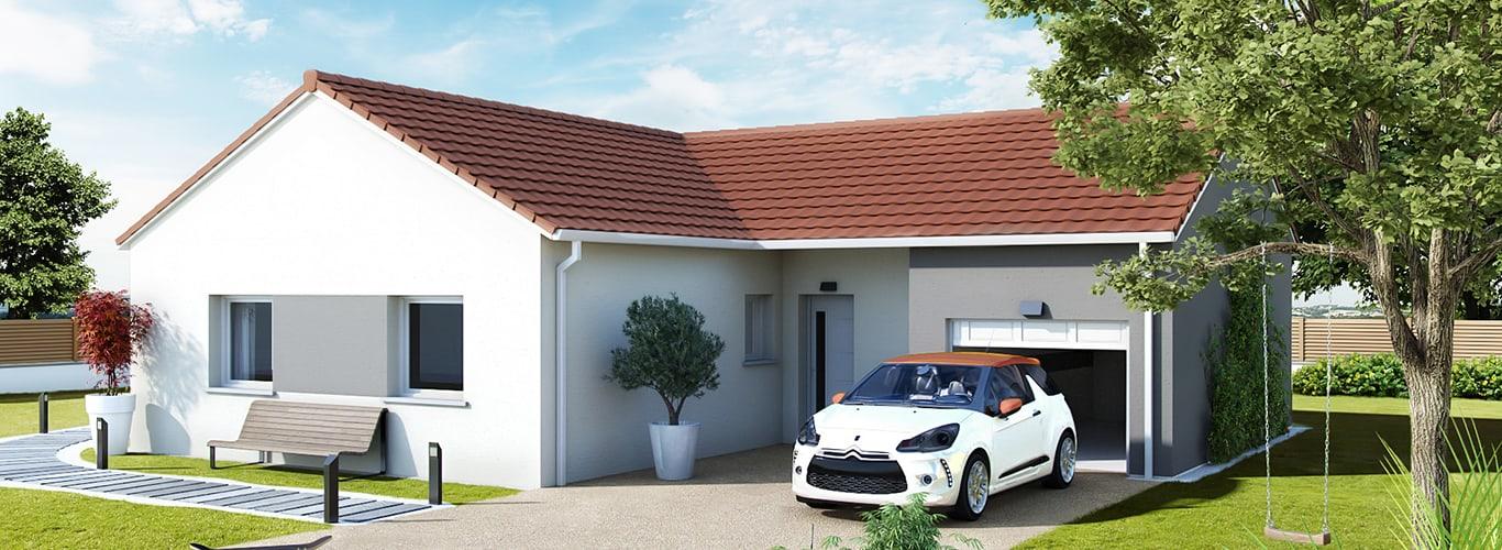 construire sa maison pour pas cher finest construire une maison pas cher avec cocoon habitat. Black Bedroom Furniture Sets. Home Design Ideas