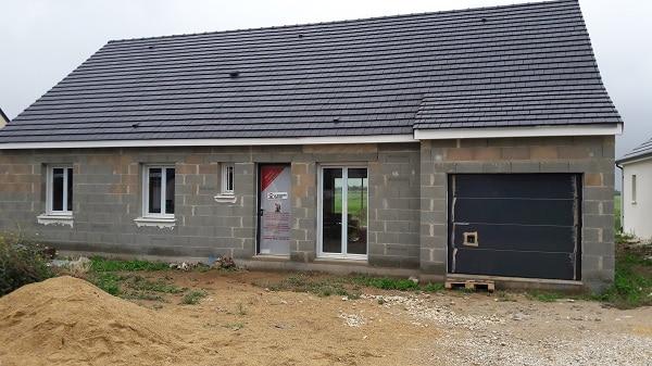 Nos constructions maisons concept en cours dans le loir et for Constructeur maison contemporaine loir et cher