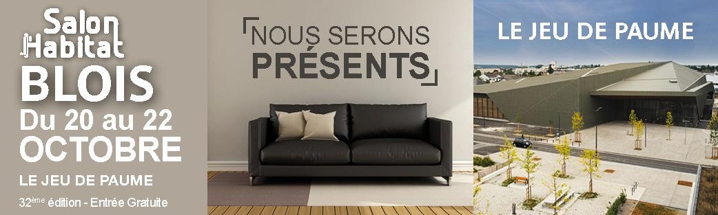 salon de l habitat de blois construire sa maison pas cher constructeur low cost de qualit. Black Bedroom Furniture Sets. Home Design Ideas