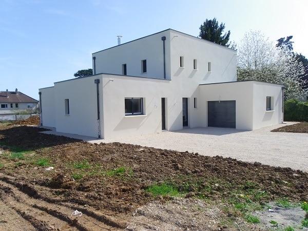 Quelques constructions maisons concept dans le loir et for Constructeur maison contemporaine loir et cher
