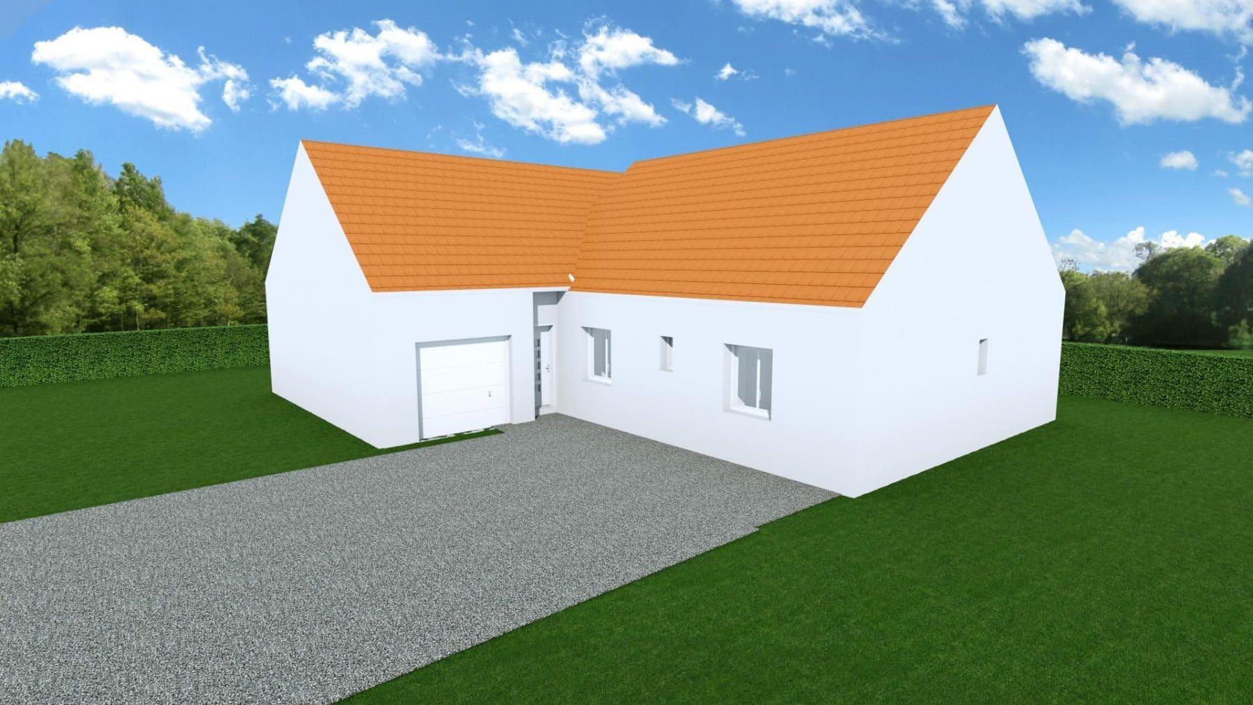 maisons concept r ceptionn e dans le loir et cher construire sa maison pas cher. Black Bedroom Furniture Sets. Home Design Ideas