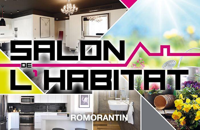 Salon de l habitat romorantin les 24 et 25 fevrier for Constructeur de maison loir et cher