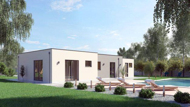 Moderne - nos modèles de maisons pas chères